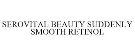 SEROVITAL BEAUTY SUDDENLY SMOOTH RETINOL