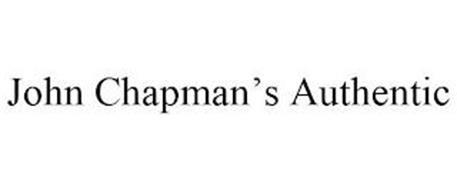 JOHN CHAPMAN'S AUTHENTIC