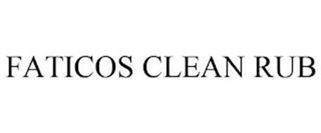 FATICOS CLEAN RUB