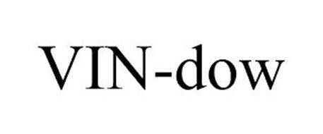 VIN-DOW