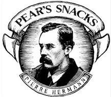 PEAR'S SNACKS PIERRE HERMANN