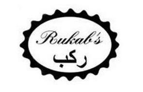 RUKAB'S