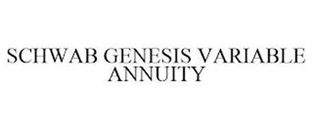 SCHWAB GENESIS VARIABLE ANNUITY