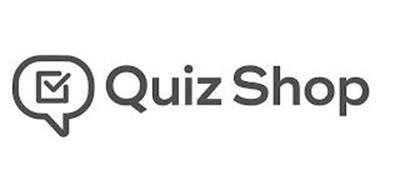 QUIZ SHOP