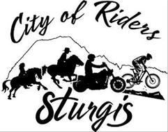 CITY OF RIDERS STURGIS
