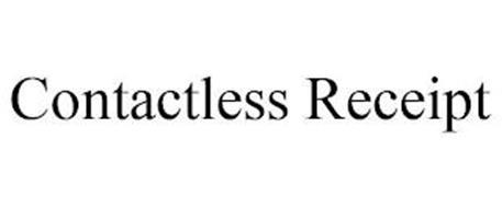 CONTACTLESS RECEIPT