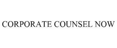 CORPORATE COUNSEL NOW