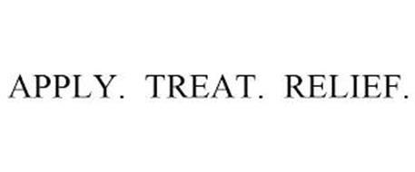 APPLY. TREAT. RELIEF.