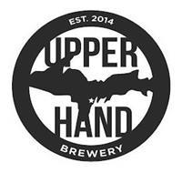 EST. 2014 UPPER HAND BREWERY