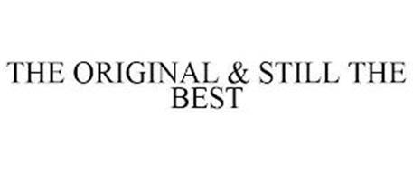 THE ORIGINAL & STILL THE BEST