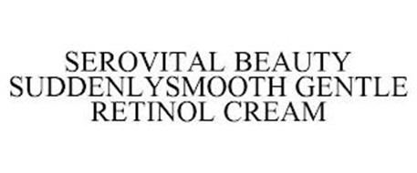 SEROVITAL BEAUTY SUDDENLYSMOOTH GENTLE RETINOL CREAM