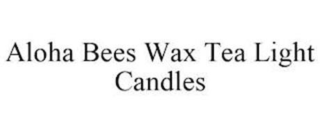 ALOHA BEES WAX TEA LIGHT CANDLES