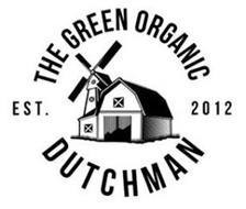 THE GREEN ORGANIC DUTCHMAN EST. 2012