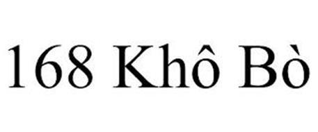 168 KHÔ BÒ