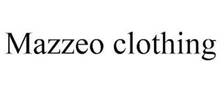 MAZZEO CLOTHING
