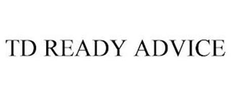 TD READY ADVICE