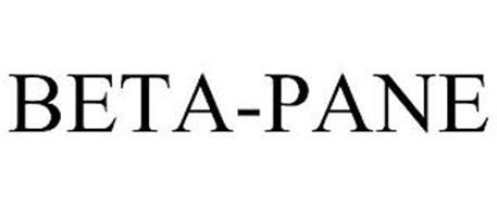 BETA-PANE