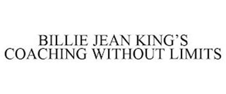 BILLIE JEAN KING'S COACHING WITHOUT LIMITS