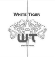 WHITE TIGER WT ENERGY DRINK