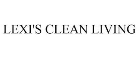 LEXI'S CLEAN LIVING