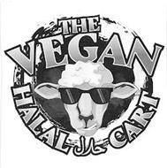 THE VEGAN HALAL CART