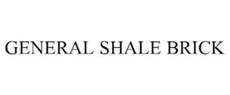 GENERAL SHALE BRICK
