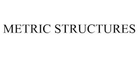 METRIC STRUCTURES