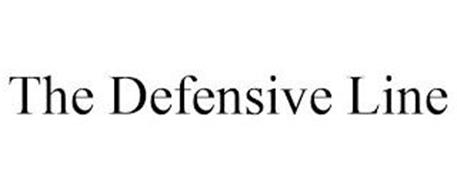 THE DEFENSIVE LINE