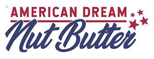 AMERICAN DREAM NUT BUTTER