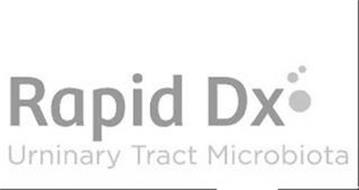 RAPID DX URINARY TRACT MICROBIOTA