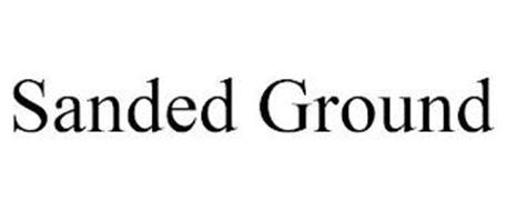 SANDED GROUND