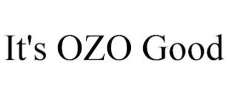 IT'S OZO GOOD