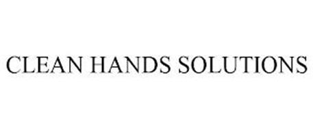 CLEAN HANDS SOLUTIONS