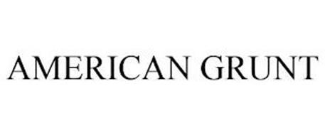 AMERICAN GRUNT