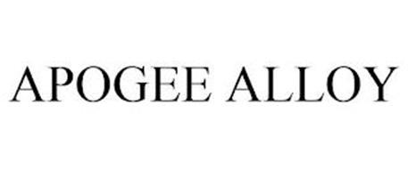 APOGEE ALLOY