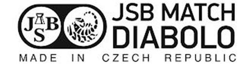 JSB JSB MATCH DIABOLO MADE IN CZECH REPUBLIC
