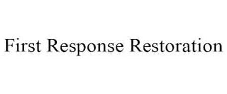 FIRST RESPONSE RESTORATION