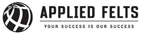 APPLIED FELTS YOUR SUCCESS IS OUR SUCCESS