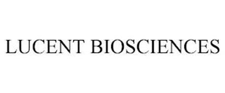 LUCENT BIOSCIENCES