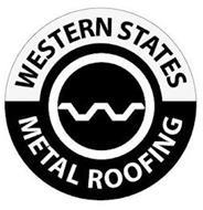 WESTERN STATES METAL ROOFING