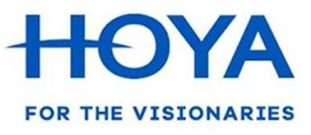 HOYA FOR THE VISIONARIES