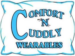 COMFORTNCUDDLY WEARABLES