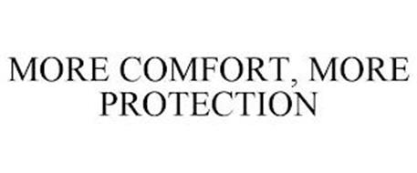 MORE COMFORT, MORE PROTECTION