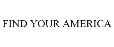 FIND YOUR AMERICA