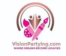 VISIONPARTYING.COM WHERE DREAMS BECOME LEGACIES