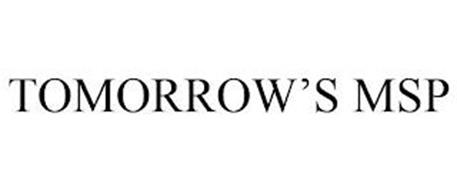 TOMORROW'S MSP