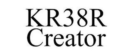 KR38R CREATOR