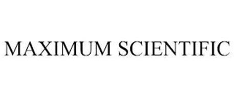 MAXIMUM SCIENTIFIC