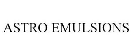 ASTRO EMULSIONS