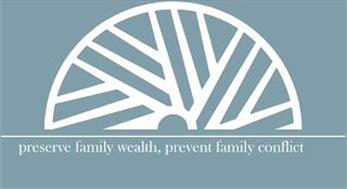 PRESERVE FAMILY WEALTH, PREVENT FAMILY CONFLICT